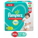 PAMPERS ALL-ROUND PROTECTION BABY PANTS 42PANTS