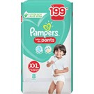 PAMPERS ALL-ROUND PROTECTION XXL 8PANTS
