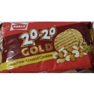 PARLE 20-20 GOLD CASHEW ALMOND COOKIES 200GM
