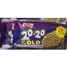 PARLE 20-20 GOLD CHOCO CHIP COOKIES 43.75GM