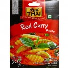 REAL THAI RED CURRY PASTE 50GM