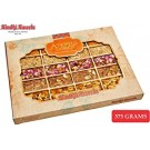 SINDHI'S ASSORTED CHIKKIS 375GM