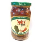 SPICY TREAT RED CHILLY MANGO CHANA PICKLE 400GM