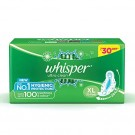 WHISPER ULTRA CLEAN XL 30PADS